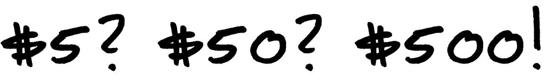 Adding a zero